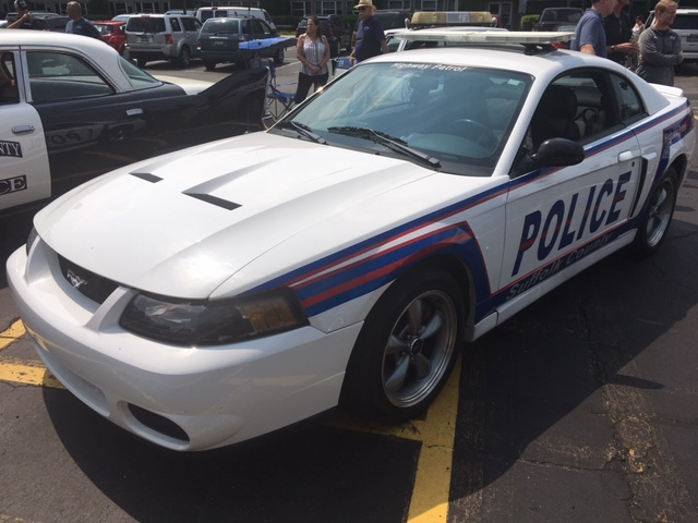 PD Mustang